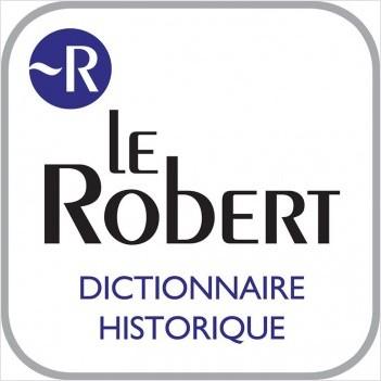 Dictionnaire Historique de la langue française - Application iOS