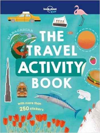 The Travel Activity Book - 1ed - Anglais