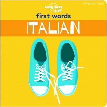 First Words - Italian - 1ed - Anglais