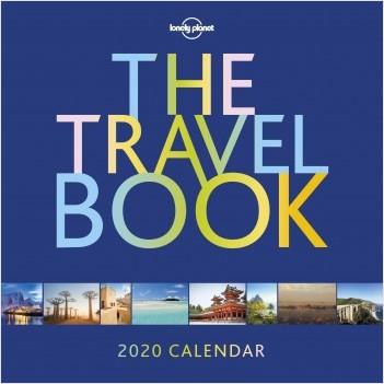 The Travel Book Calendar 2020 - Anglais