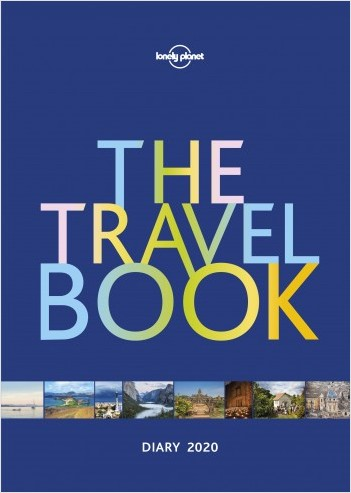 The Travel Book Diary 2020 - Anglais