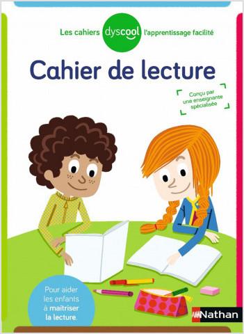 Cahier de lecture adapté aux enfant DYS ou en difficulté  - Dès 7 ans