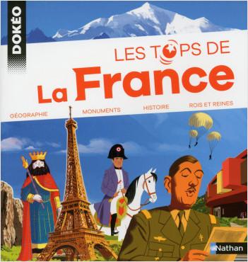 Les tops de la France - Dès 9 ans
