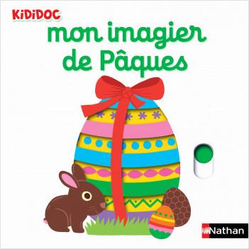 Mon imagier de Pâques - Livre animé Kididoc - Dès 1 an