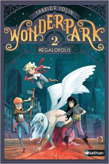WonderPark - Mégalopolis
