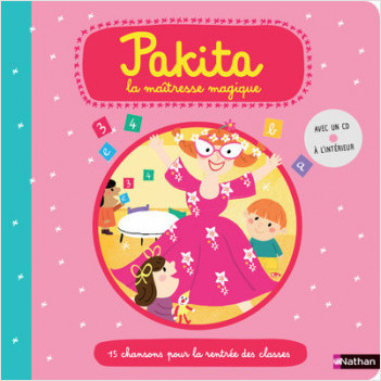 Pakita, la maîtresse magique - Dès 2 ans