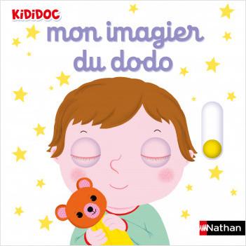 Mon imagier du dodo - Kididoc - Livre animé - dès 1 an