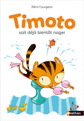 Timoto sait déjà bientôt nager - Dès 4 ans