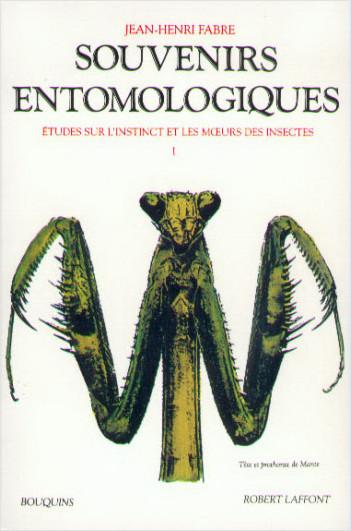 Souvenirs entomologiques - Tome 1