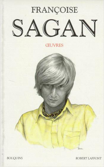 Francoise Sagan - Bouquins