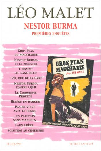 Nestor Burma - Tome 1