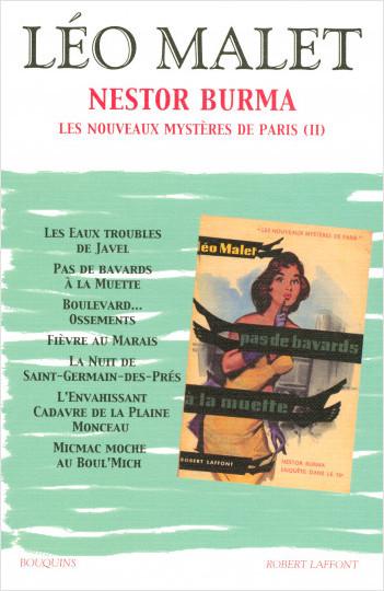 Nestor Burma - Tome 3