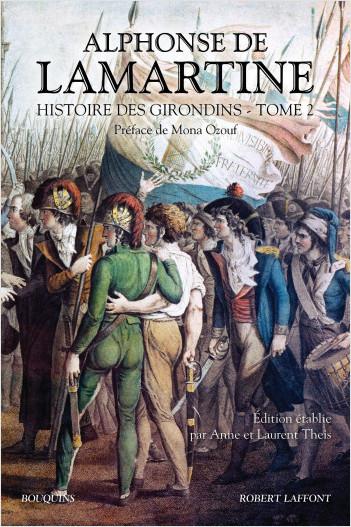 Histoire des Girondins - Tome 2