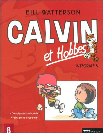 Intégrale Calvin et Hobbes T8