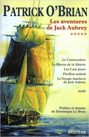 Les aventures de Jack Aubrey T5 (nouvelle édition)