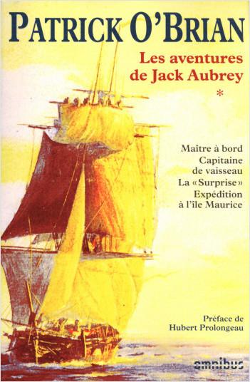 Les aventures de Jack Aubrey T1 (nouvelle édition)