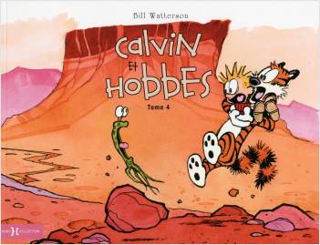 Calvin et Hobbes Édition originale 4