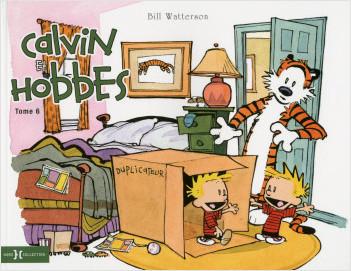 Calvin et Hobbes Édition originale 6