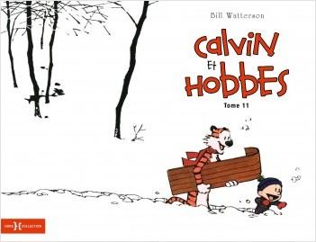 Calvin & Hobbes original T11