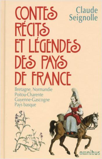 Contes, récits et légendes des pays de France 1