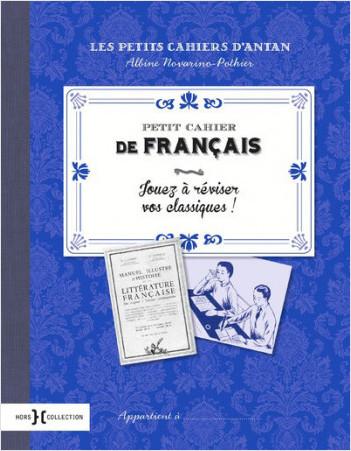 Petit cahier de français
