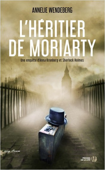 L'Héritier de Moriarty d'Annelie Wendeberg