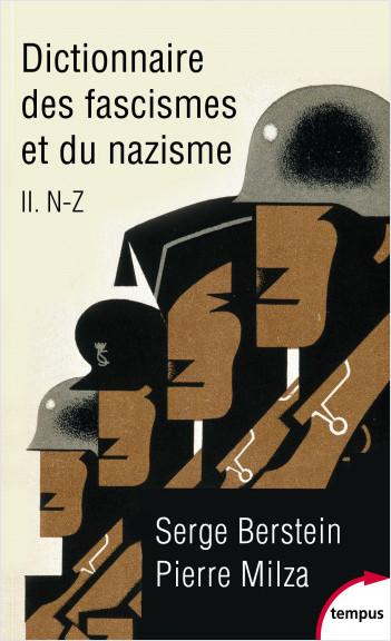Dictionnaire des fascismes et du nazisme
