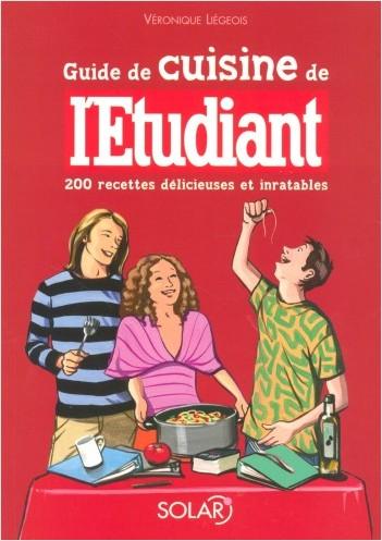 Guide de cuisinede l'Etudiant