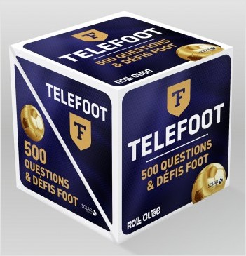 Rollcube telefoot