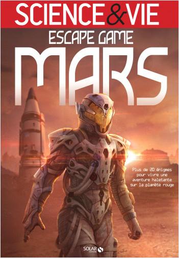 Escape game mission mars
