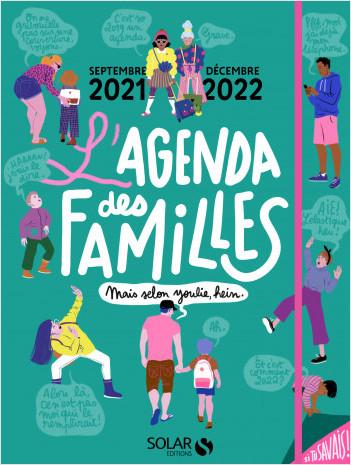 L'agenda des familles 2022 by Youlie