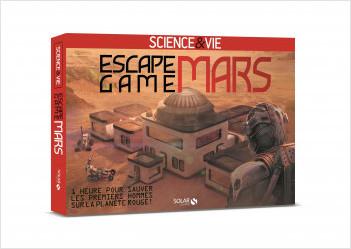 Escape box Science et Vie MARS