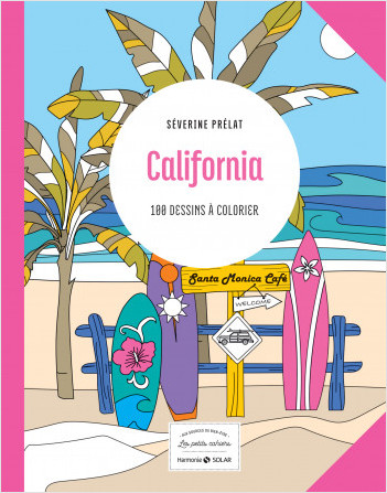 California (Petit cahier Harmonie)