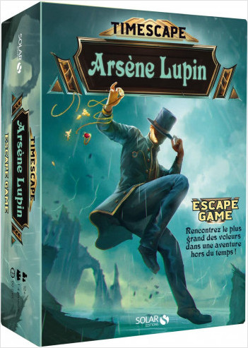 Escape game : Arsène Lupin