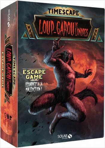 Escape game : Loup-garou de Londres