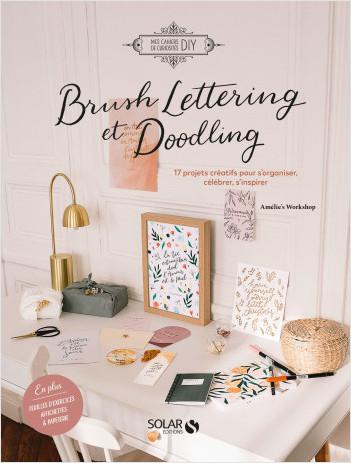 Brush lettering et doodling