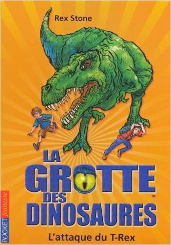 La grotte des dinosaures tome 1