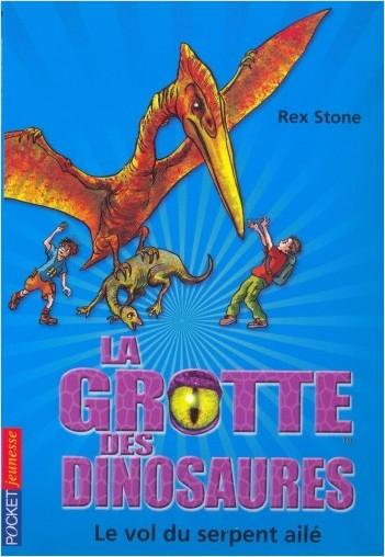 La grotte des dinosaures tome 4