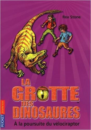 La grotte des dinosaures tome 5