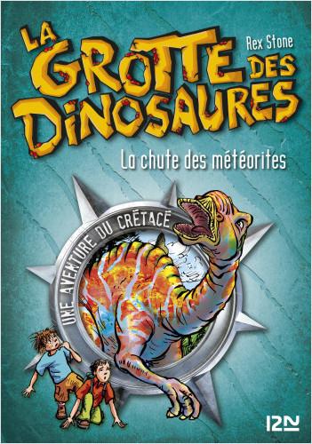 La grotte des dinosaures tome 6