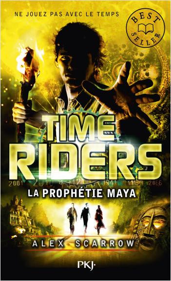 8. Time Riders : La prophétie maya