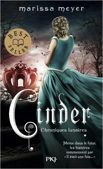 Cinder - Tome 1