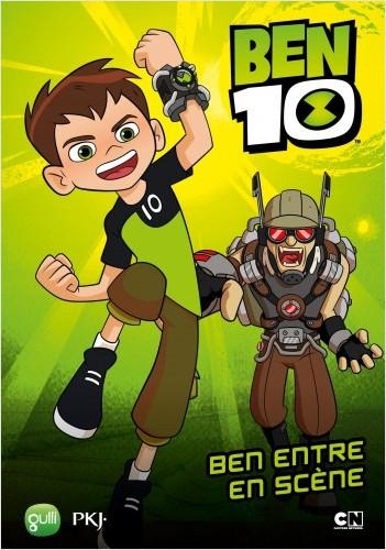 Ben 10 classic - tome 01 : Ben entre en scène !