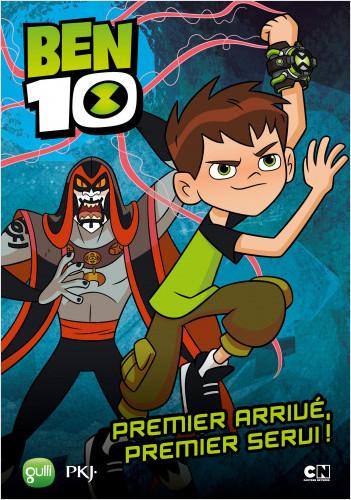 Ben 10 classic - tome 02 : Premier arrivé, premier servi !