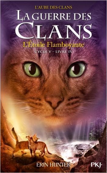 La guerre des Clans-  cycle V tome 04 : L'Etoile Flamboyante