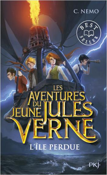 Les Aventures du jeune Jules Verne - tome 01 : L'île perdue