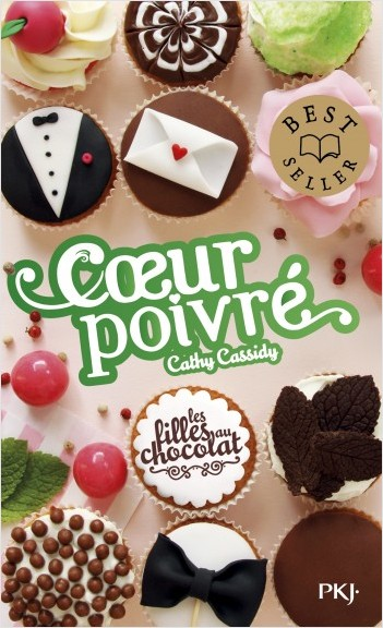 Les filles au chocolat - tome 5 3/4 : Cœur poivré