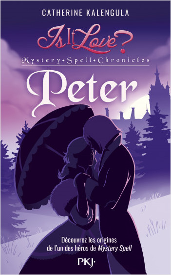 Is it love - Mystery Spell Chronicles : Peter