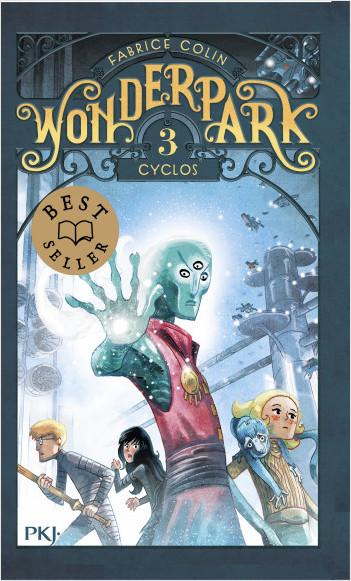 Wonderpark - tome 03 : Cyclos