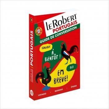 Le Robert - Guide de conversation Portugais